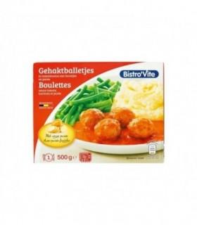 BISTRO VITE boulettes sauce tomate haricots BELFREEZE