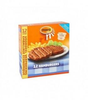 Mora Hamburgers 12 x 70gr