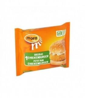 Mora Petit Pain Chickenburger 130gr