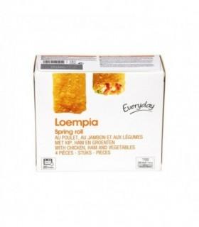 Everyday 4 loempias poulet-jambon 700gr