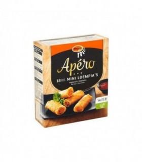 Mora Apéro Mini Loempia's Végétarien 18 x 20gr