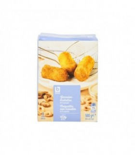 Boni Selection croquettes crevettes 8 pcs