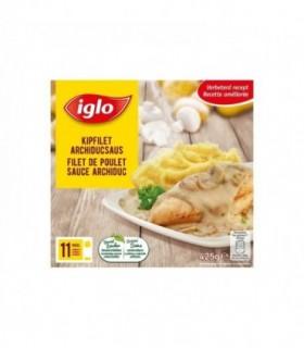 Iglo Filets de poulet sauce archiduc 425gr - BELFREEZE