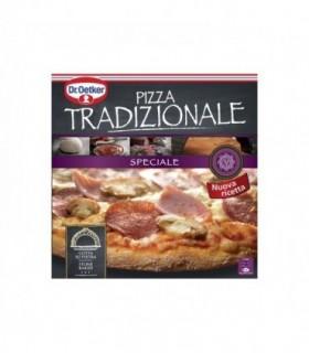 DR OETKER Tradizionale pizza speciale 385gr -BELFREEZE