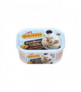 IJSBOERKE crème glace dame blanche 1
