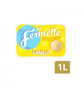 Ola Fermette crème glace vanille 1L