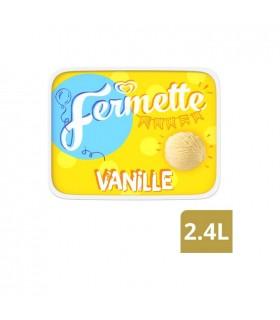 Ola fermette crème glace vanille 2,4 L
