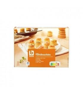 Boni Selection 20 mini bouchées 350 gr